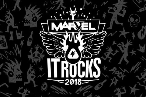 Marvel IT rocks